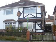 3 bed semi detached house in Birchwood Road, Wollaton...