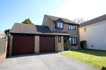 4 bed Detached property in Heron Close, Sway...