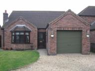 Detached Bungalow for sale in Castle Keep, Hibaldstow...
