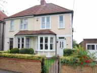 3 bedroom semi detached home in Park Road, Keynsham...