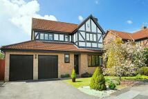 Detached house in Tyler Close, Hanham...