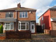 semi detached home for sale in Geneva Road, Darlington...