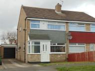 3 bedroom semi detached home in Mowbray Grove...