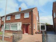 semi detached home for sale in Queens Drive, Billingham...