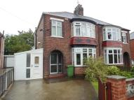 3 bed semi detached home in Thorntree Road...