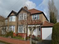 semi detached home in Edale Road, Mossley Hill...