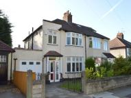 semi detached house for sale in Beauclair Drive...
