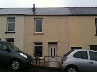 Terraced home in Phillips Street...