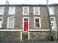 Terraced house in Hanbury Road, Pontypool...