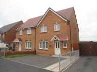 2 bed semi detached home to rent in Kiln Close Pentwyn...
