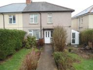 3 bedroom semi detached property in College Road, Penygarn...
