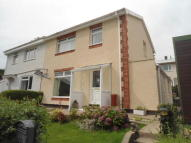 semi detached home in Parkes Lane, Pontypool...