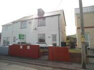 semi detached house in East View, Pontypool...
