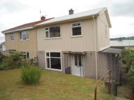 semi detached property for sale in Tranch Road, Pontypool...