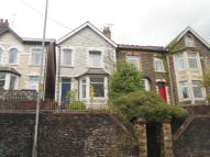 End of Terrace house in St. Lukes Road...