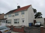 3 bed semi detached property to rent in Walsingham Road...