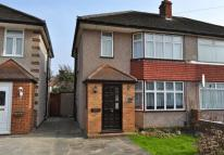 semi detached home to rent in BEDFONT