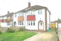 BEDFONT semi detached house for sale