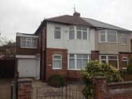 3 bedroom semi detached home in Lynton Gardens...