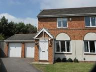 2 bedroom semi detached house to rent in Talisman Close...