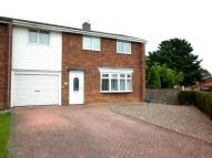 semi detached house in Fowler Road...