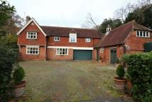 Detached property in Janes Lane, Burgess Hill