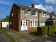 semi detached house to rent in Masterton Drive...