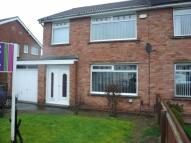 Sadberge Grove semi detached house to rent