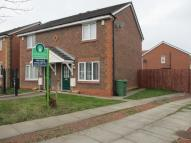 2 bedroom semi detached property in Argyll Road, Norton...