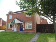 2 bedroom semi detached home in Alpine Way, Norton...