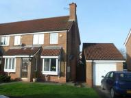 Jackson Drive semi detached house to rent