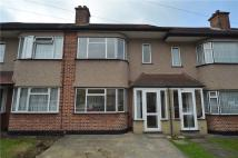 Terraced home in Hartland Drive, Ruislip...