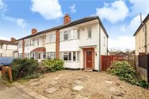 3 bedroom End of Terrace home for sale in Whitby Road, Ruislip...