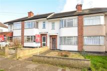 Terraced property in Lynmouth Drive, Ruislip...