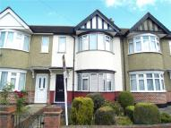 Terraced property in Hatherleigh Road...