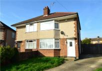 semi detached home in Royal Crescent, Ruislip...
