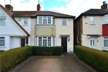 3 bed End of Terrace home in Clyfford Road, Ruislip...