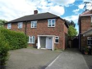 semi detached house in Station Approach...