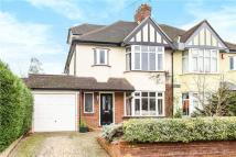 4 bed semi detached home for sale in Evelyn Avenue, Ruislip...