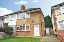 3 bedroom semi detached house for sale in Royal Crescent, Ruislip...