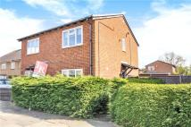 2 bed semi detached home in Bromley Crescent...