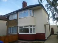 3 bedroom semi detached property in Northumberland Crescent...