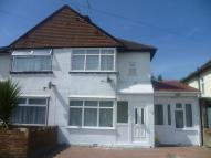 3 bed semi detached house in School Road, Ashford...