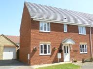 semi detached home in Kestrel Close, Calne...