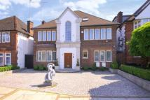 Detached property in Highfield Gardens...