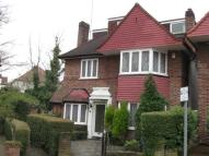 Detached house in Gloucester Gardens...