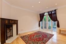 Alyth Gardens semi detached property to rent