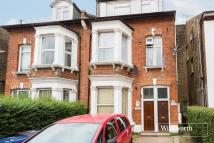 Studio apartment in Claremont Road, London...