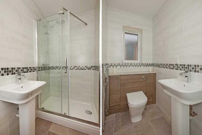 Shower room cameos