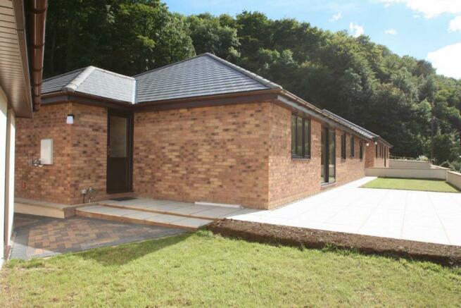 Rear bungalow